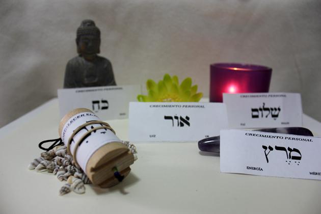 péndulo hebreo, Asociación Yoga Ópalo