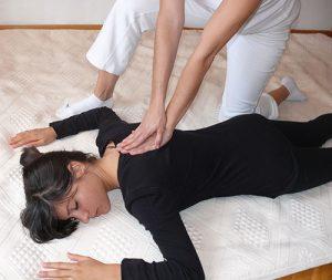masaje shiatsu, Asociación Yoga Ópalo