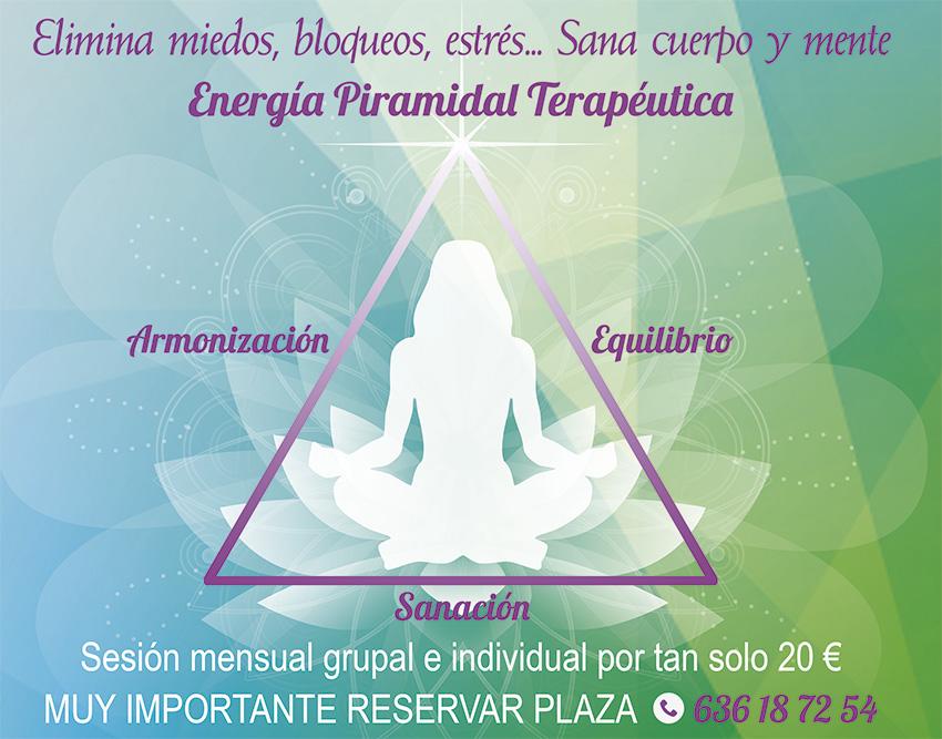 energia piramidal terapeutica
