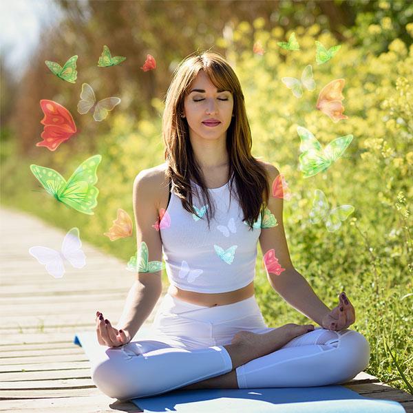 clase de yoga de primavera, Yoga Ópalo