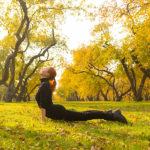 clase especial otoño, Yoga Ópalo