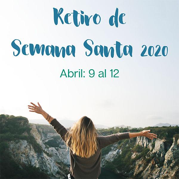 retiro semana santa 2020
