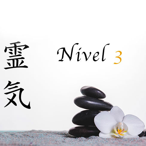 reiki nivel 3 yoga Ópalo