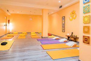 Yoga Ópalo, calle Elfo 113
