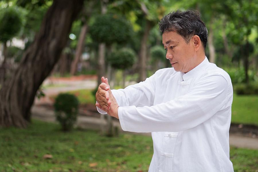 taichi en Yoga Opalo