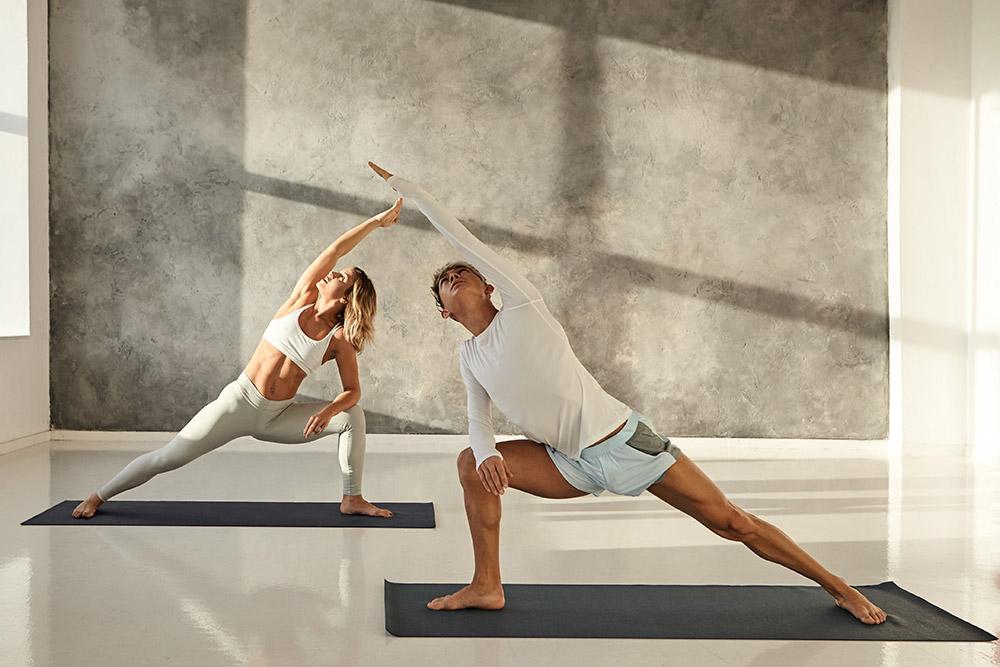 clases de yoga en Yoga Ópalo