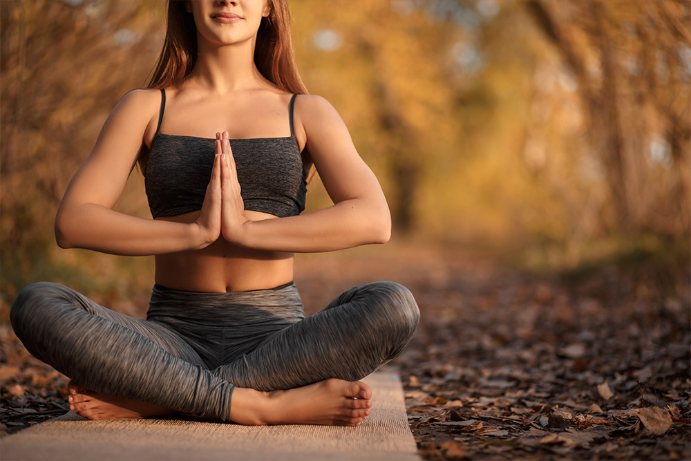 yoga flow en Yoga Ópalo