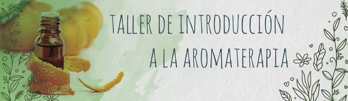 taller de introducción a la aromaterapia