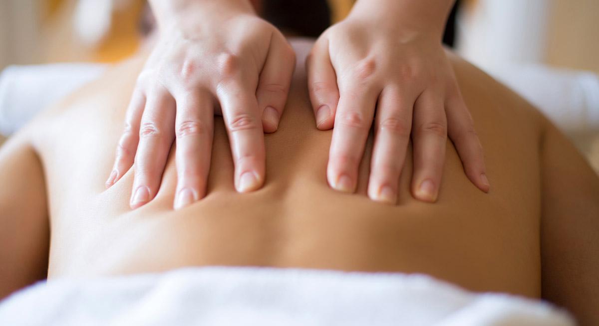 curso de masaje de espalda