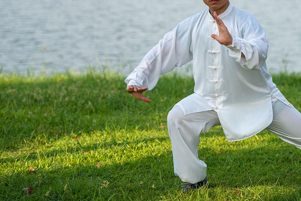 tai chi y chi kung en Yoga Ópalo