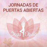 jornadas de puertas abiertas, Yoga Ópalo